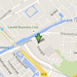google maps kaartje