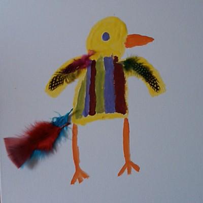 Troostvogel